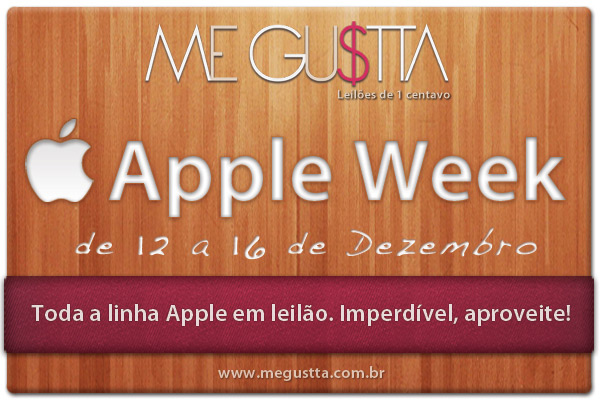 Apple Week - Me Gustta