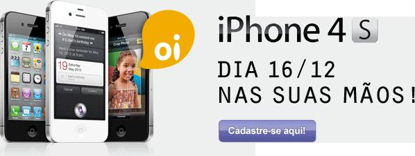 iPhone 4S na Oi