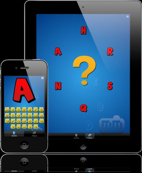 Letras - iPad e iPhone
