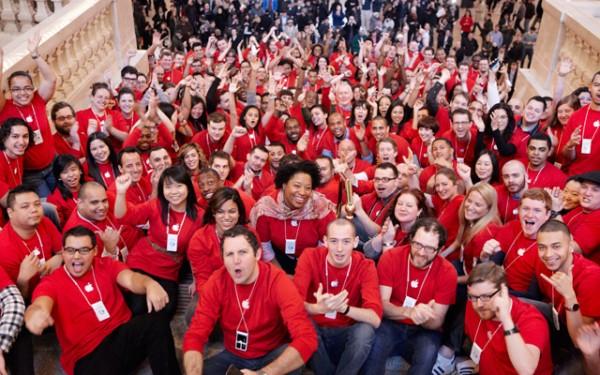 Foto oficial da Apple Retail Store do Grand Central Terminal