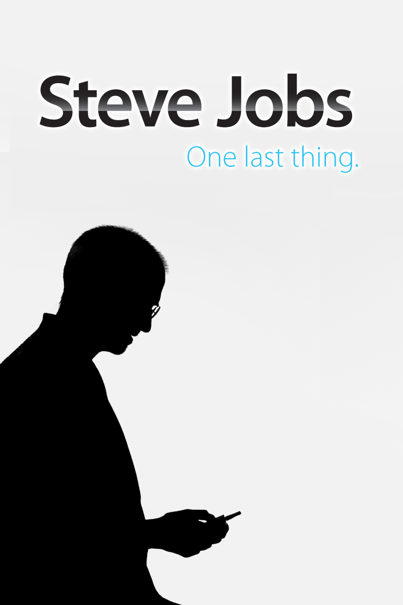 "Documentário ""Steve Jobs: One Last Thing"""