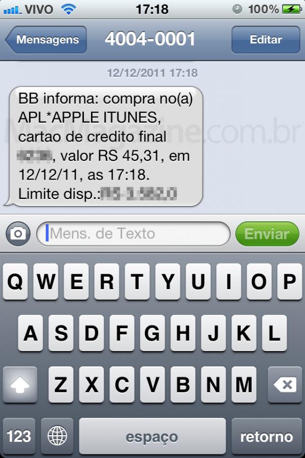 iTunes Match pela loja brasileira