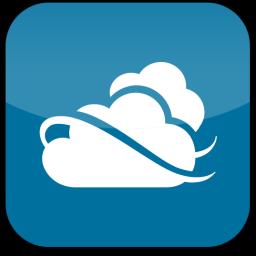 Ícone do SkyDrive