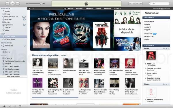 iTunes Store Argentina