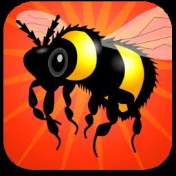 Ícone - App Abelhas Estressadas