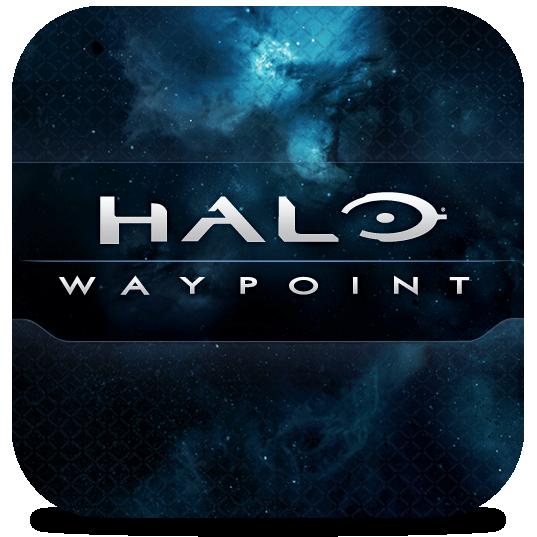 Ícone - App Halo Waypoint