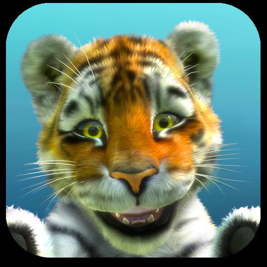 Ícone - App Kinectimals