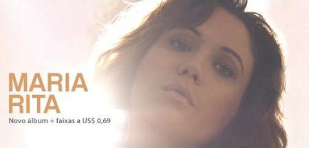 Maria Rita na iTunes Store BR