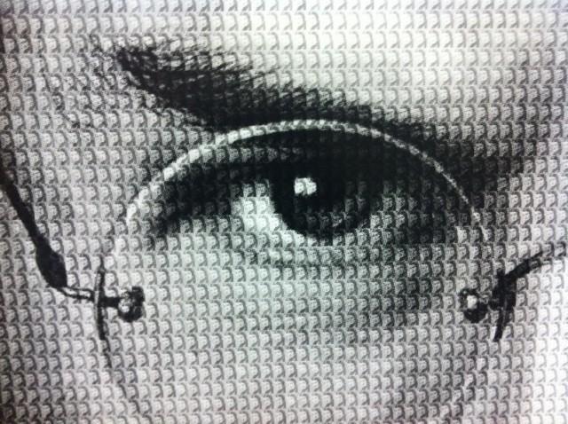 Arte - Steve Jobs (zoom)
