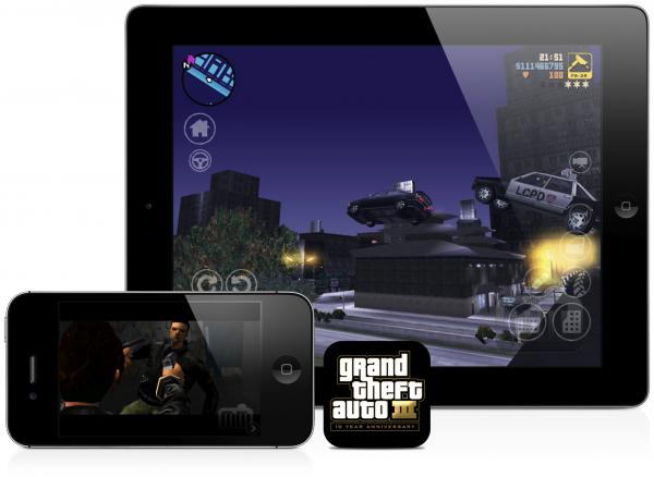 App GTA 3