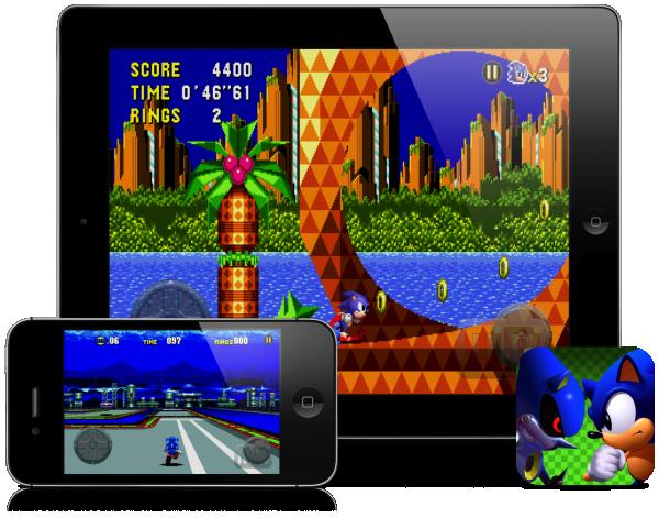 App Sonic CD