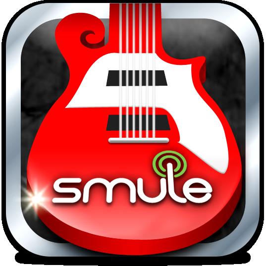 Ícone - Magic Guitar, da Smule