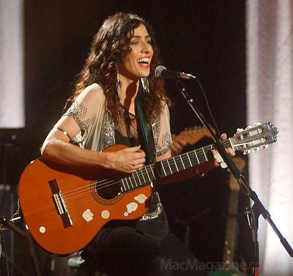 Marisa Monte no iTunes Live