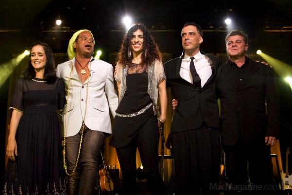 Marisa Monte e convidados no iTunes Live