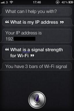 SBSettings no Siri