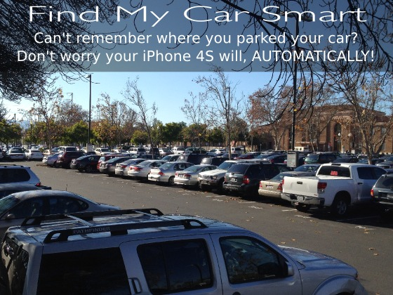Find My Car Smart