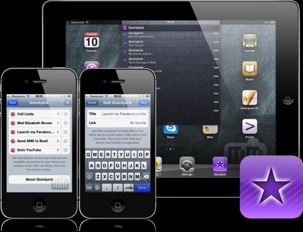 App Quickpick