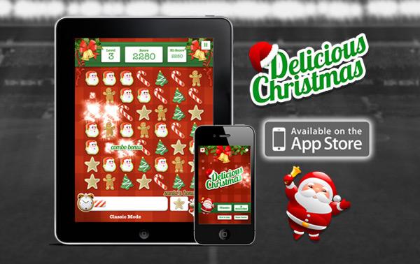Delícias de Natal - iOS