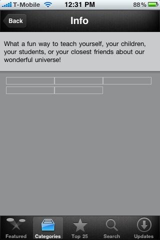 problemas com a App Store no iOS 3.1.3