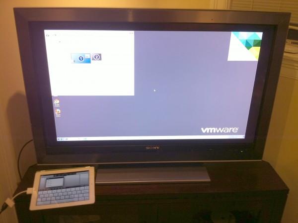 VMware View no iPad