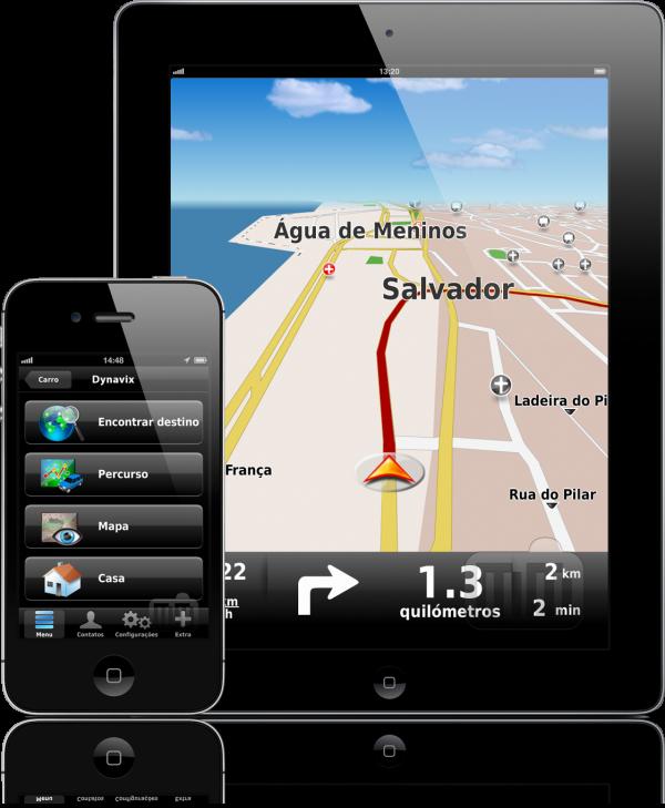 Dynavix - iPad e iPhone