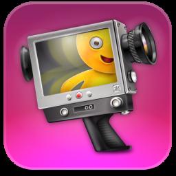 Ícone - App iStopMotion para iPad
