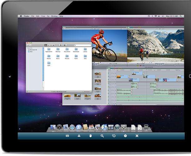 LogMeIn no iPad