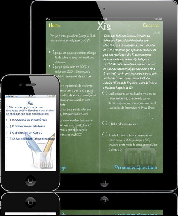 Xis - iPhone e iPad