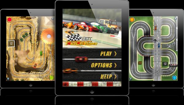 Slot Racing HD - iPads
