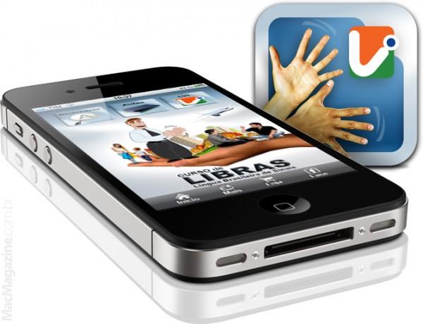 LVI-LIBRAS - iPhone