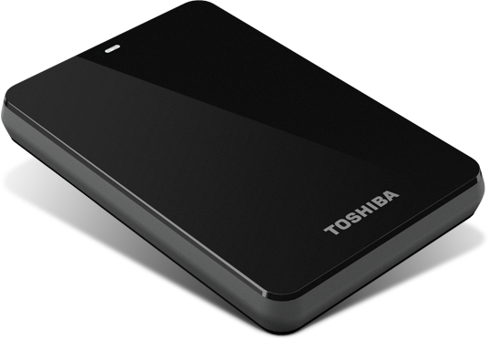 HDD Toshiba Canvio