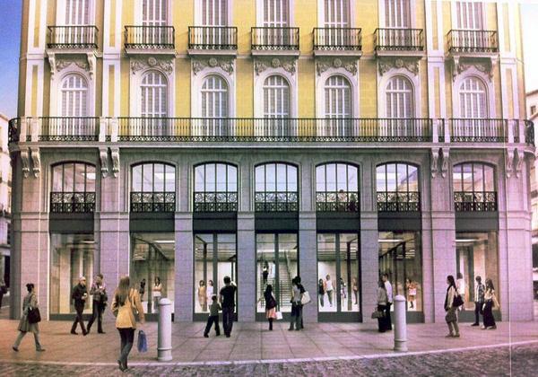 Nova Apple Store em Madrid