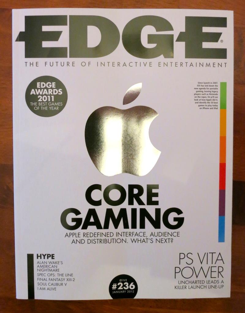 Capa da EDGE 236