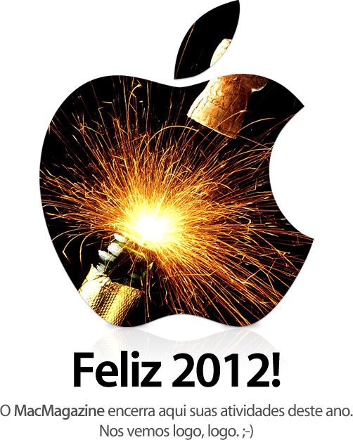 Feliz 2012 do MacMagazine