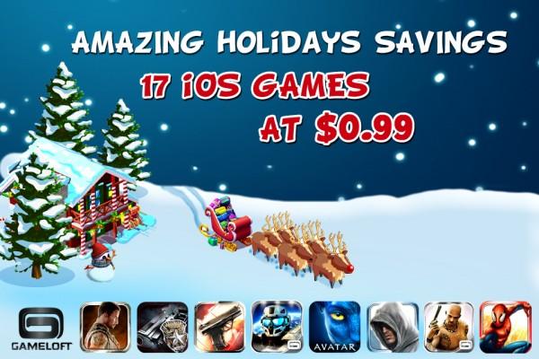 Xmas Gameloft