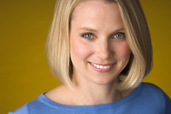 Marissa Mayer, vice-presidente do Google
