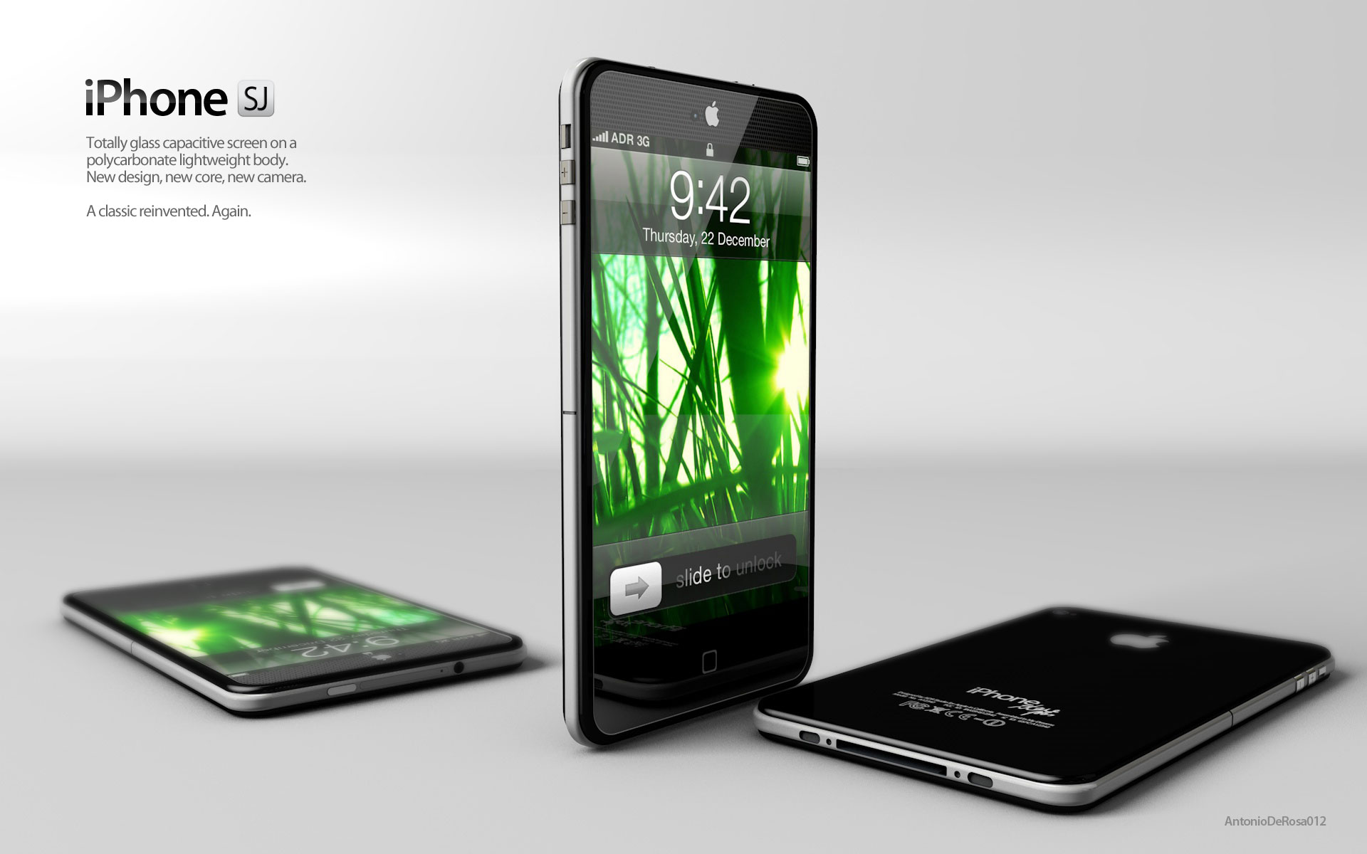 iPhone SJ - ADR Studio