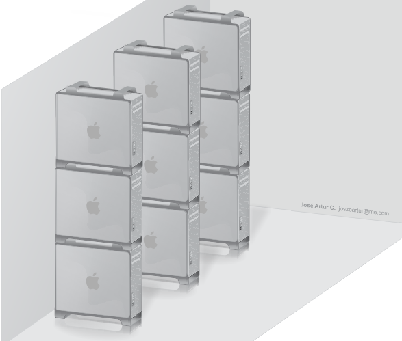 Mockup de Mac Pro
