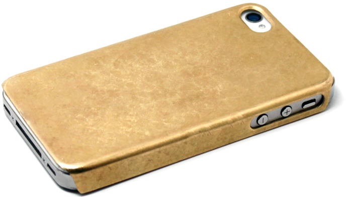 Case de ouro da MIANSAI para iPhone