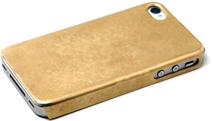 Case de ouro da MIANSAI para iPhone