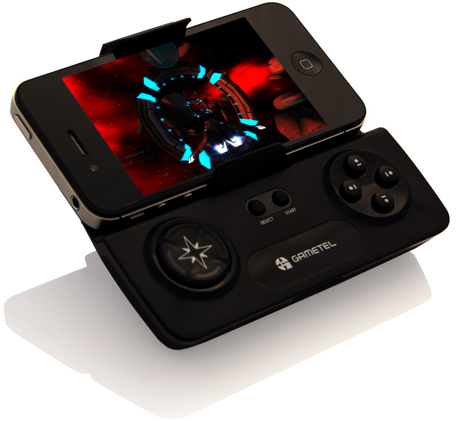 Fructel Gametel com iPhone
