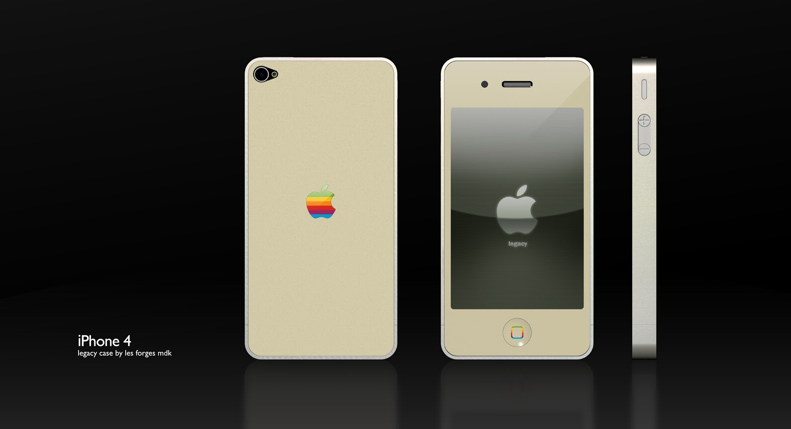 iPhone Legacy Case