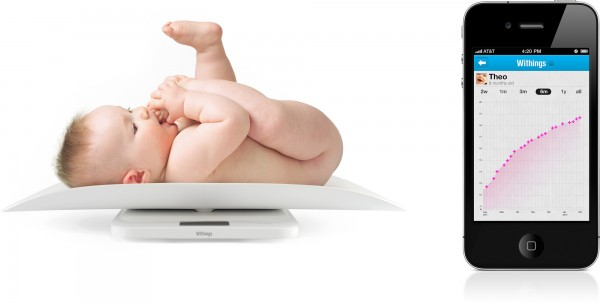 Withings - Smart Baby Scale