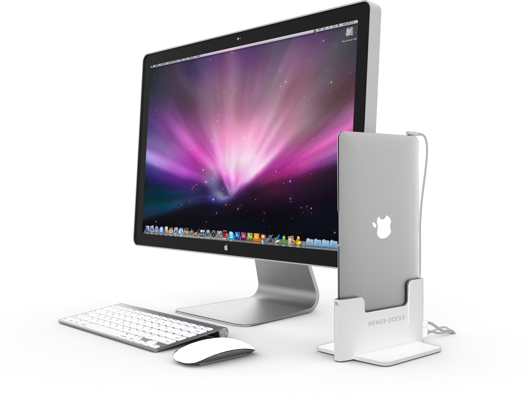 Henge Docks para MacBook Air