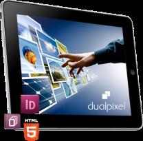 Interatividade com InDesign e HTML5 - dualpixel