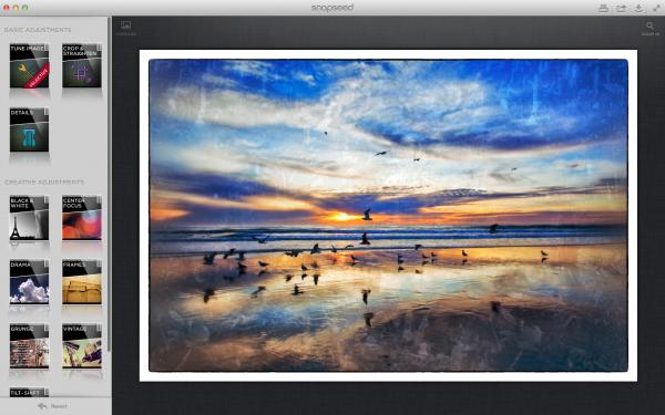Snapseed para Mac
