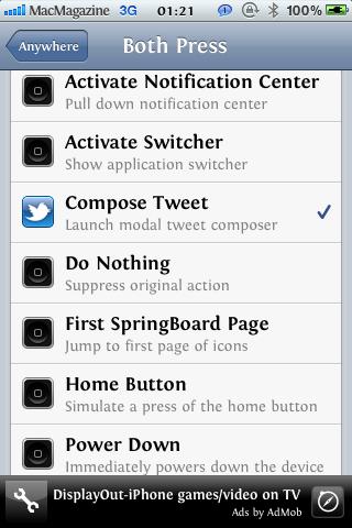 Twittando com iOS