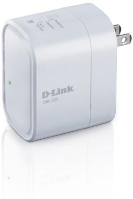 D-Link na CES 2012
