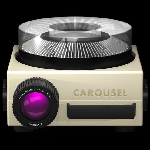 Ícone - Carousel