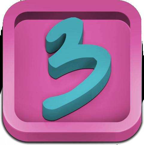 Ícone - Party Book para iOS